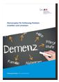 Demenzplan für Schleswig-Holstein